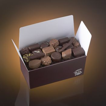BALLOTIN DE BONBONS CHOCOLAT 750 GRS