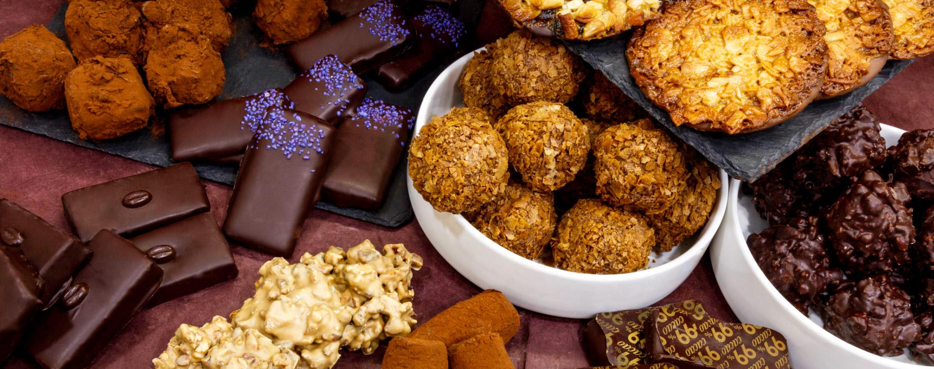 Bouchées chocolat