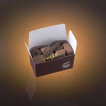 BALLOTIN DE BONBONS CHOCOLAT 235 GRS