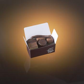 BALLOTIN DE BONBONS CHOCOLAT 120 GRS