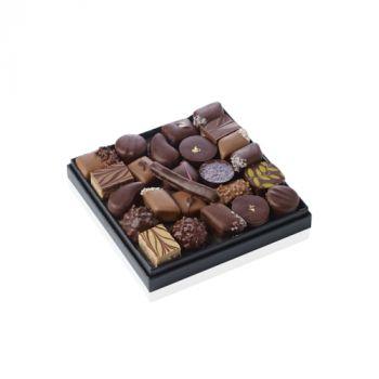 COFFRET DE BONBONS CHOCOLAT 270 GRS