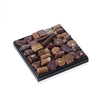 COFFRET DE BONBONS CHOCOLAT 375 GRS