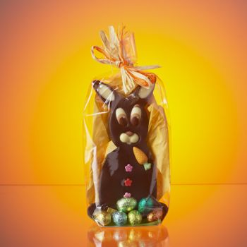 LAURY LA LAPINETTE CHOCOLAT NOIR