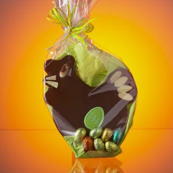 MELO LA POULETTE CHOCOLAT NOIR