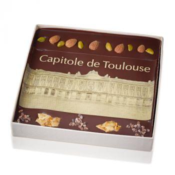 Tableau le Capitole de Toulouse T2