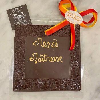 Merci Maîtresse chocolat noir
