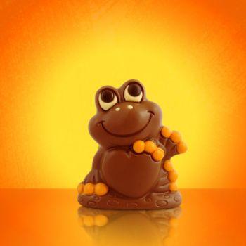 GRENOUILLE CHOCOLAT LAIT