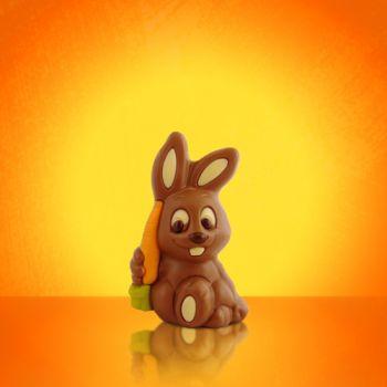 LAPIN CAROTTE CHOCOLAT LAIT