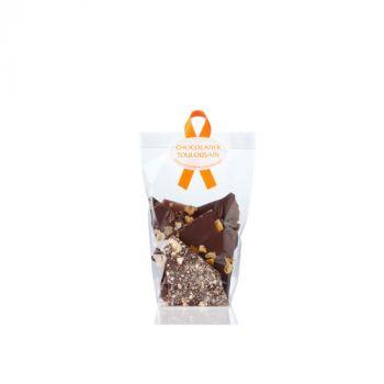 SACHET Feuilles de chocolats 85 GRS -ASSORTIMENT