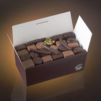 BALLOTIN DE BONBONS CHOCOLAT 1 KG
