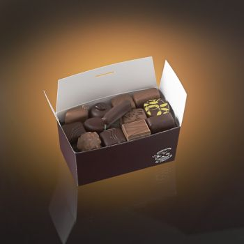 BALLOTIN DE BONBONS CHOCOLAT 310 GRS