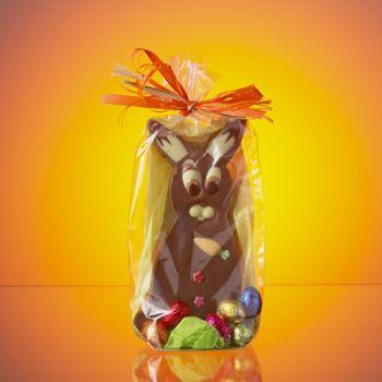 LAURY LA LAPINETTE CHOCOLAT LAIT