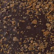 Chocolat noir à la crêpe croustillante